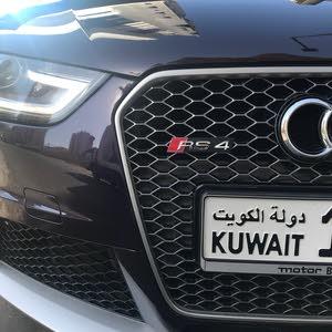 Audi RS4 2015
