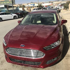 Automatic Ford 2013 for sale - Used - Amman city