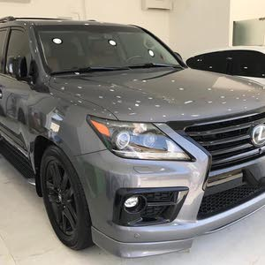 LEXUS LX570 FULL OPTIONS, Only For Serious Buyer وكالة بهوان