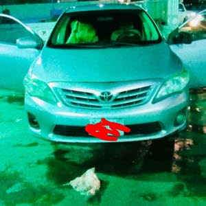 Silver Toyota Corolla 2013 for sale