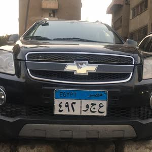 Chevrolet Captiva Used in Cairo