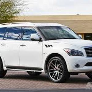2013 Used QX56 with Automatic transmission is available for sale