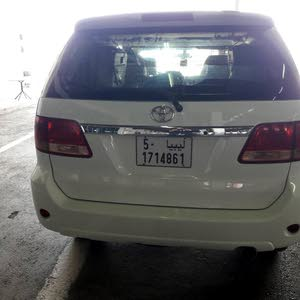 Used 2007 Fortuner in Tripoli