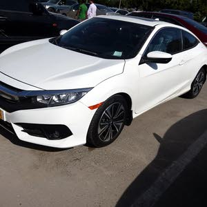 2017 Used Civic with Automatic transmission is available for sale