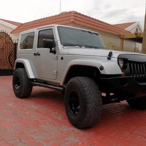 Manual Silver Jeep 2008 for sale