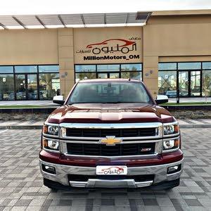 Gasoline Fuel/Power   Chevrolet Silverado 2014