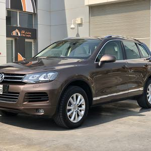 2015  Touareg with  transmission is available for sale