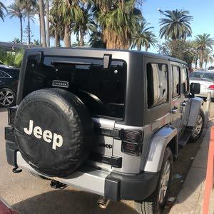 Jeep Wrangler for sale in Tripoli