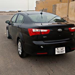 For sale Kia Rio car in Tripoli