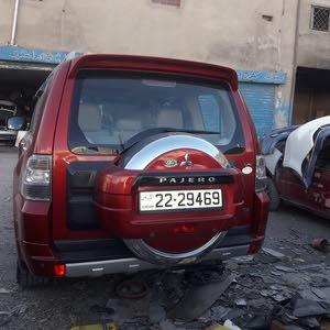 2011 Mitsubishi Pajero for sale