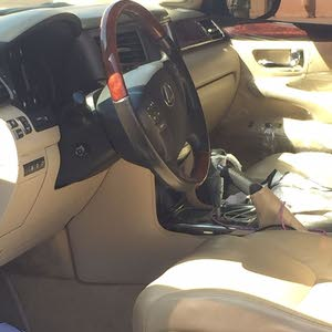 +200,000 km Lexus LX 2010 for sale