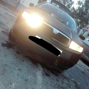 Manual Skoda 2001 for sale - Used - Amman city