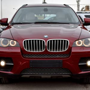 Automatic BMW X6 for sale