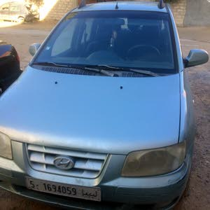 Automatic Turquoise Hyundai 2008 for sale
