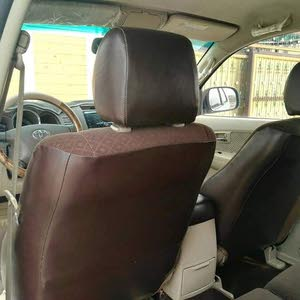 Toyota Fortuner 2007 For sale - White color