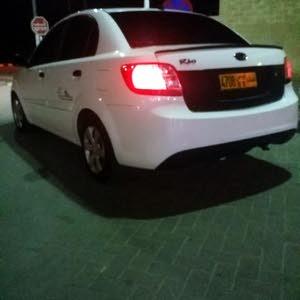 Kia Rio 2011 For sale - White color