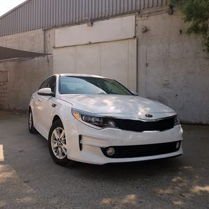 Kia Optima 2016 - Used