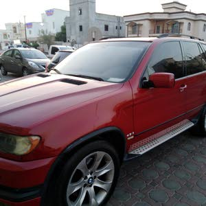 0 km BMW X5 2003 for sale