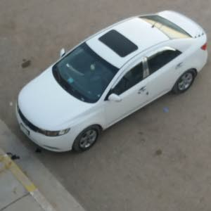 Gasoline Fuel/Power   Kia Cerato 2009
