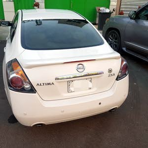 0 km mileage Nissan Altima for sale
