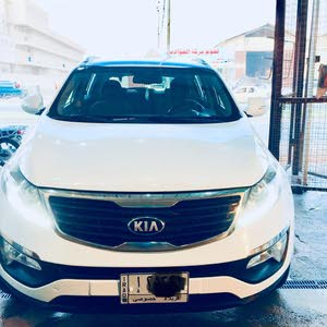 Used Kia Sportage for sale in Karbala