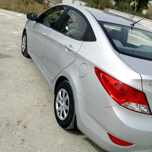 2015 New Accent with Automatic transmission is available for sale