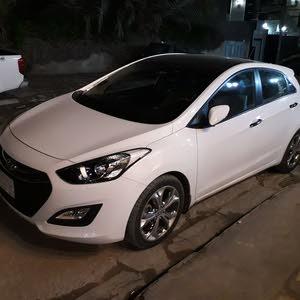 Automatic White Hyundai 2013 for sale