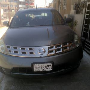 Nissan Murano car for sale 2008 in Baghdad city