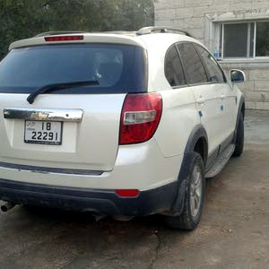 Chevrolet Captiva 2007 - Manual