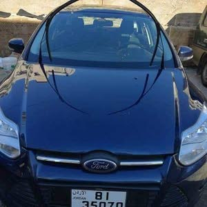 Blue Ford Focus 2012 for sale