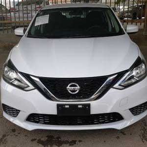 Nissan Sentra 2016 For sale - White color