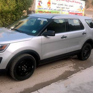 Used condition Ford Explorer 2017 with  km mileage