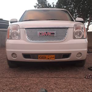 Automatic GMC 2009 for sale - Used - Ibri city