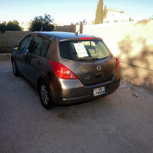 Nissan Tiida car for sale 2007 in Amman city