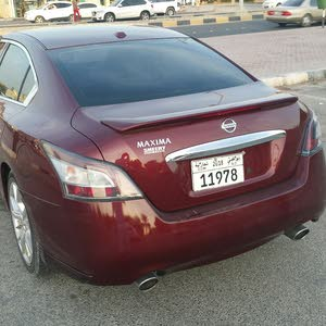 Nissan maxima 2013 in very good condition