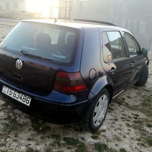 Volkswagen Golf car for sale 1999 in Zarqa city