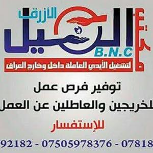 النيل الازرق للتوظيف عبدالواحد