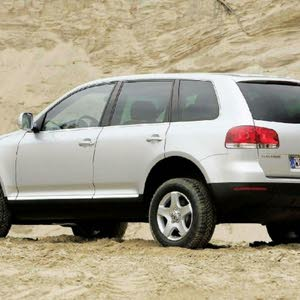 For sale Used Volkswagen Touareg