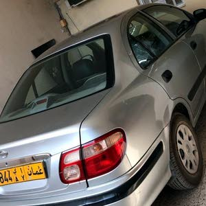 Nissan Sunny car for sale 2003 in Suwaiq city
