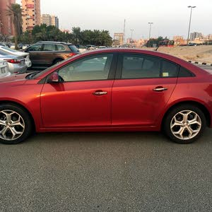 Chevrolet Cruze car for sale 2014 in Hawally city