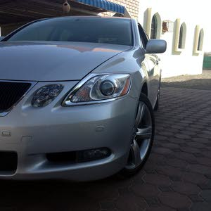 Lexus GS 2006 For sale - Silver color