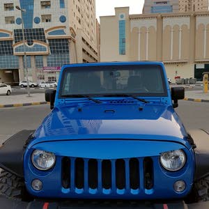 Jeep Wrangler Used in Ajman