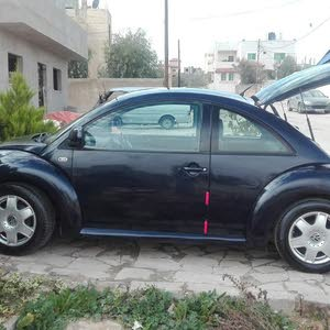 Used Volkswagen Beetle for sale in Amman