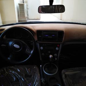 Subaru legacy model 2008