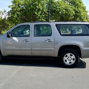 Grey Chevrolet Suburban 2007 for sale
