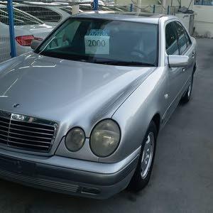 مرسيدس E240 موديل 2000