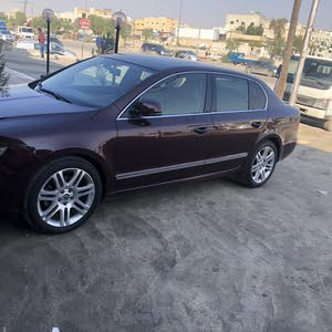 Skoda Superb car is available for sale, the car is in Used condition
