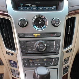 Used condition Cadillac CTS 2009 with 130,000 - 139,999 km mileage