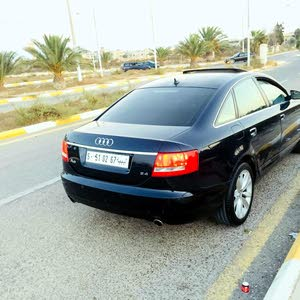 Available for sale! +200,000 km mileage Audi A6 2006