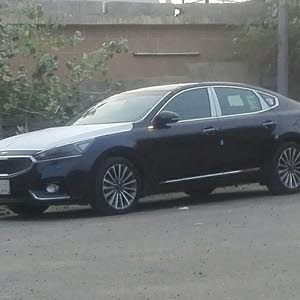 Kia Cadenza car for sale 2018 in Jazan city